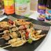 李锦记美味厨房 : 炭烧烤串  炭烧烤串 宵夜聚餐或是 party 的好选择