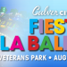 Culver City's Fiesta La Ballona 园游会 (8/23-25)