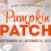 Irvine Park Railroad Pumpkin Patch 小火車南瓜園 (9/14-10/31)