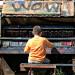 加州探索遊樂場 給小孩鋸子鐵錘玩出創意