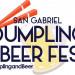 San Gabriel Dumpling & Beer Fest 餃子+啤酒節 (10/4)