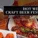 Santa Anita Park年度活動:辣辣雞翅啤酒節 Hot Wing & Craft Beer Festival (10/12)
