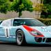 就是這輛福特跑贏法拉利!電影《Ford v Ferrari》GT40復刻賽車即將拍賣