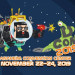 DesignerCon 設計師博覽會 (11/22-24)