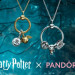 麻瓜入学了!哈利波特XPANDORA联名珠宝太烧,金探子、多比造型都太萌啦!