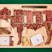 寬兩英呎! 裝滿10磅和牛牛肉! 史上最狂特級和牛便當長這樣!