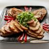 人妻廚房 – 秘製香煎火雞肉片 Turkey breast slice with secret sauce