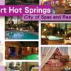 冬季泡汤之旅就到 Desert Hot Springs 吧!