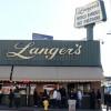 Langer's 60幾年著名三明治老店