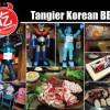 Tangier Korean BBQ 機器人主題烤肉店