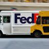 好機車的快遞公司廣告,永遠比人家快 — Fedex
