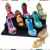 迪士尼迷又將有收藏品發售囉!迷你造型高跟鞋~