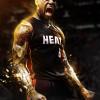 LeBron James不止是篮球明星,现在连RAP都掺一脚~
