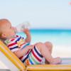 加州炎炎夏日須提防幼兒中暑