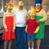 大家族才可以穿的~萬聖節變裝!