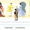 10月28日的Google Doodle-獻給影響力甚大的劇裝設計師Edith Head