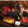 華德迪士尼穀倉蒸氣小火車博物館免費開放!(2/16)