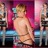 Miley Cyrus手持香奈兒,邊吸食大麻領獎