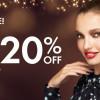 BEAUTY.COM FRIENDS & FAMILY SALE!全单20% off!(Until11/8)