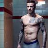 贝克汉Beckham全裸出镜H&M广告,投票结果将在Super Bowl上首播