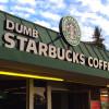 洛杉磯惡搞咖啡店-Dumb Starbucks Coffee!
