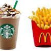 清晰量化星巴克(Starbucks)飲品熱量,讓你一眼就明白!