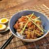人妻厨房 – 超快速上菜料理—Oyakodon日式亲子丼食谱