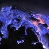 藍色的岩漿是真實存在的! 就在印尼!