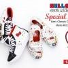 Hello Kitty x Vans 40周年慶限量鞋子系列!