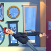 Pixar愛情短片-當倒霉男遇上幸運女