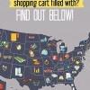 加州人最喜欢在网路上买什么?eBay地图告诉你!