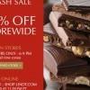 巧克力專門店LINDT FLASH SALE ! 限時優惠所有商品一律50% OFF!(9/26)