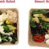 在Whole Foods自助沙拉區的省錢小技巧