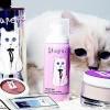植村秀全新限量彩妝系列Shupette 靈感來自老佛爺Karl Lagerfeld的貓咪