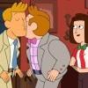 Cartoon Network私自切换Clarence中同性爱侣亲吻镜头,换成亲脸颊