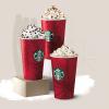 Starbucks 節日飲料 Buy One Get One Freeee (11/12~11/16)