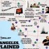 最新洛杉矶地域分布详解! 你觉得正确吗?
