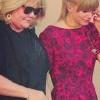 Taylor Swift宣布母親得癌症,呼籲粉絲關心家人健康