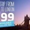 紐西蘭航空洛杉磯到倫敦來回機票 $699 起!先搶先贏喔!