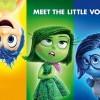 Disney 推出全新 Inside Out 系列商品!