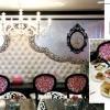 Royal Tea & Treatery 公主系的設計與裝潢  適合女生們的派對