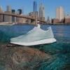 环保和时尚都走到最前 Adidas用海上废弃物料造了一双球鞋