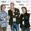 原BBC Top Gear主持組跟Amazon簽約新的節目企劃!