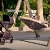 Volkswagen研發革命性嬰兒車,竟自動跟隨你的步伐!