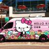 HELLO KITTY 餐車再度回歸洛杉磯!主題POP-UP CAFE本週末將於橙縣開幕~♥