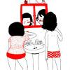 幾張漫畫圖詮釋愛情的真諦:原來愛,就是這麼簡單