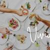 新晋火热餐厅Viviane于3月15日推出餐酒搭配晚宴