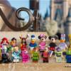 LEGO推出迪士尼人物造型积木  收藏迷必入手!