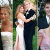 好萊塢巨星們的黑歷史,幾十張不堪回首的畢業舞會Prom照!