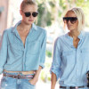 [哇靠冷知識] 為什麼女性襯衫上的鈕釦要在左側?!